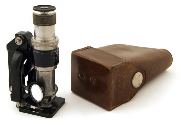 Museum optischer instrumente: ernst leitz wetzlar: kleinmikroskop minor