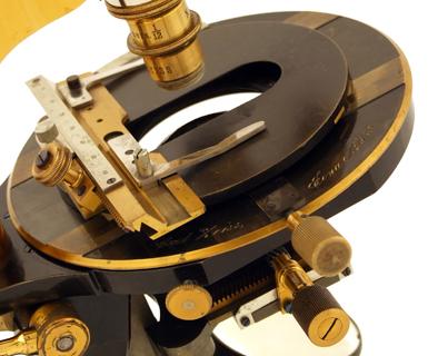 Museum optischer instrumente: zeiss großes forschungsmikroskop i a