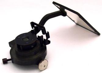 Museum optischer instrumente großes zeiss mikroskop stativ i